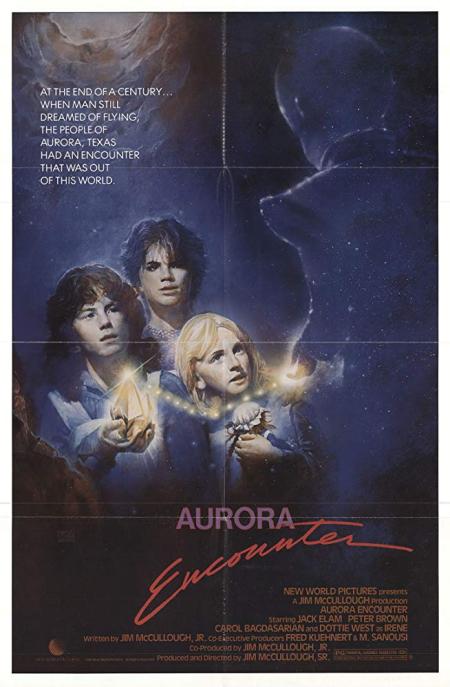 Aurora encounter 1986