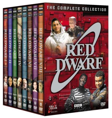 Red dwarf 1-8