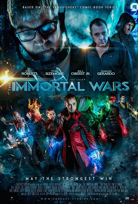 Immortal wars 2018