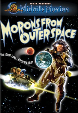 Morons from outer space 1985 MGMDVD