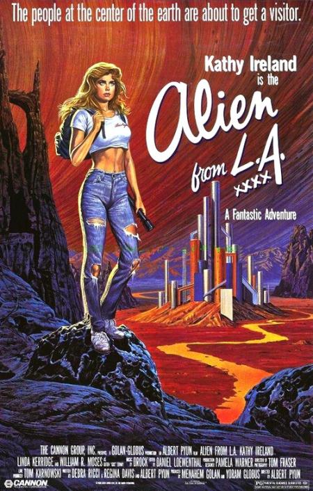 Alien from LA 1988