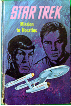 Star Trek - Mission To Horatius by Mack Reynolds