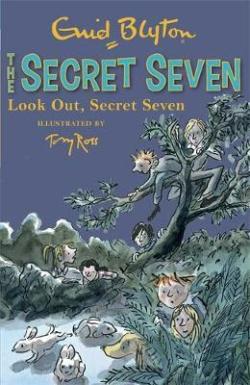 Look Out  Secret Seven by Enid Blyton