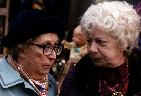 Last of the summer wine edie and auntie wainwright