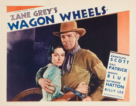 Wagon wheels 1934 d
