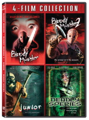 4 movie collection bloody murder
