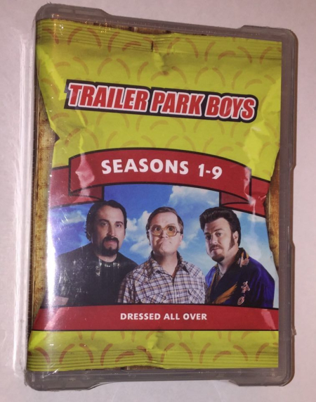 Trailer park boys season 1-9