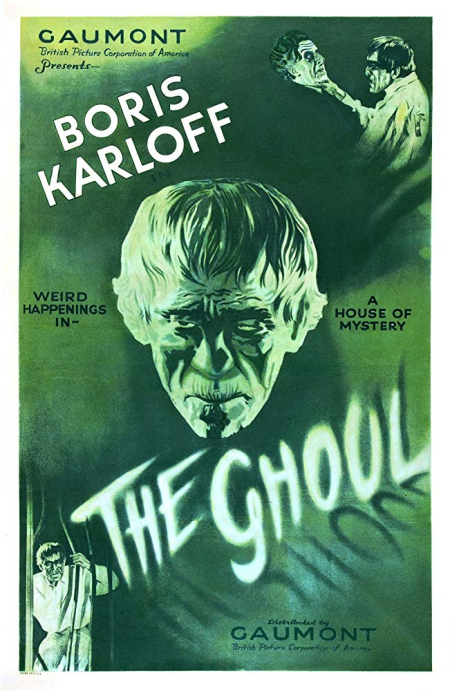 The ghoul 1933