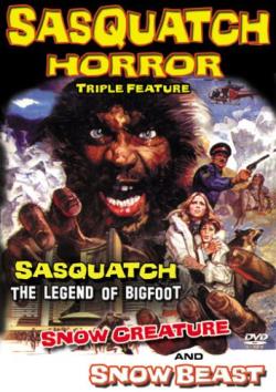 Beast sasquatch horror