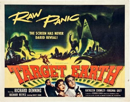 Target earth 1954 b