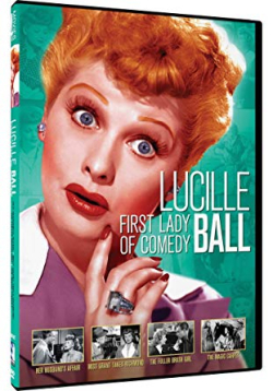 First lady of comedy luccile ball