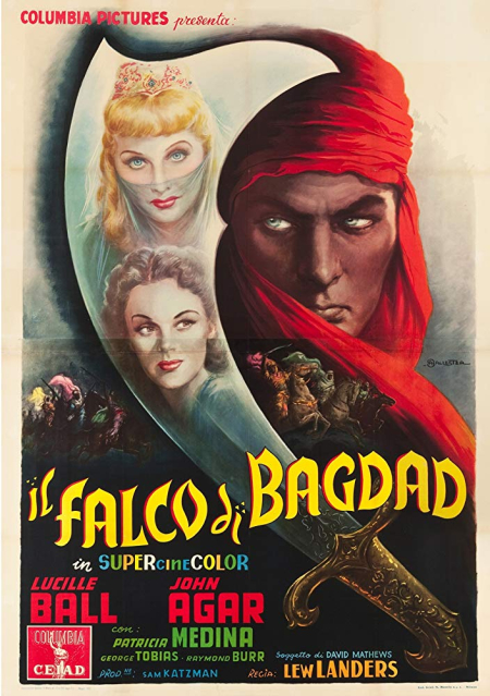 The Magic Carpet 1951 b