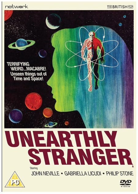 Unearthly Stranger 1964 a