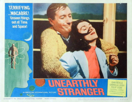 Unearthly Stranger 1964 d