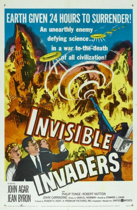 Invisible invaders 1959