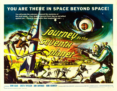 Journey To The Seventh Planet 1962 d