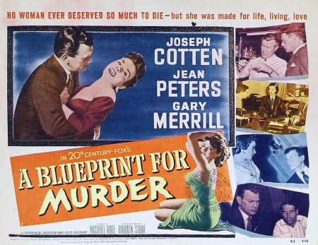 A Blueprint For Murder 1953 b