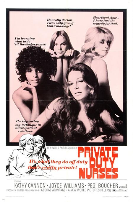 Private Duty Nurses 1971