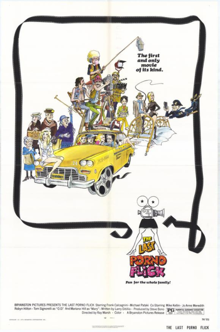 Those Mad Mad Movie Makers 1974
