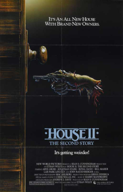 House 2 - the second story 1987