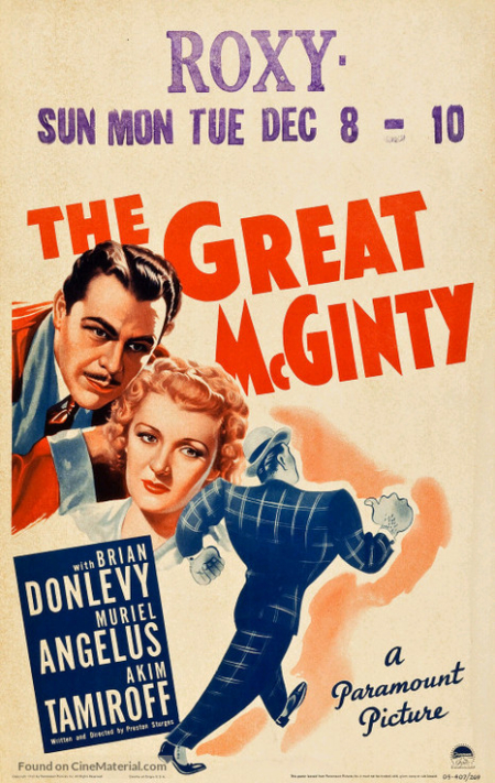 The Great McGinty 1940 c