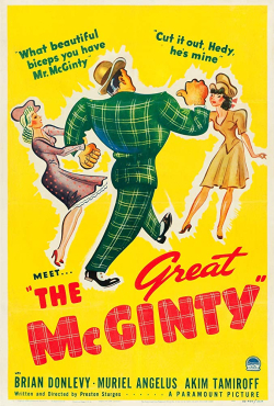 The Great McGinty 1940 d
