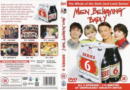 Men Behaving Badley Series 6