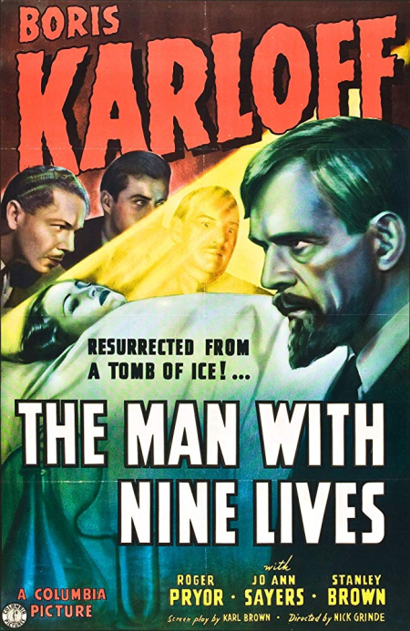 The Man With Nine Lives 1940 a