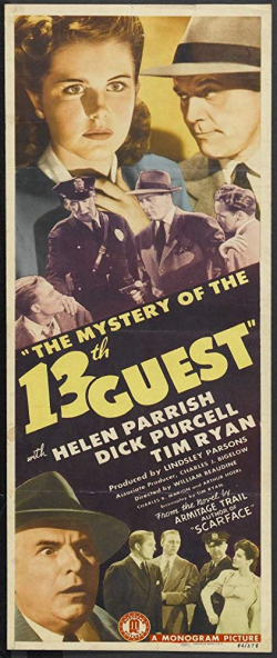 The Mystery Of The 13th Guest 1943