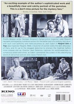 Maigret Sets A Trap 1958 b
