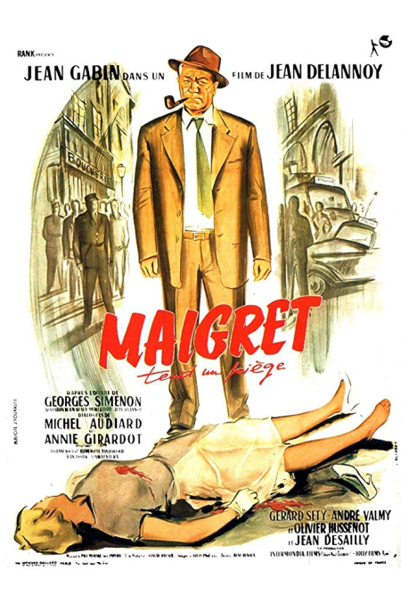 Maigret sets a trap 1858