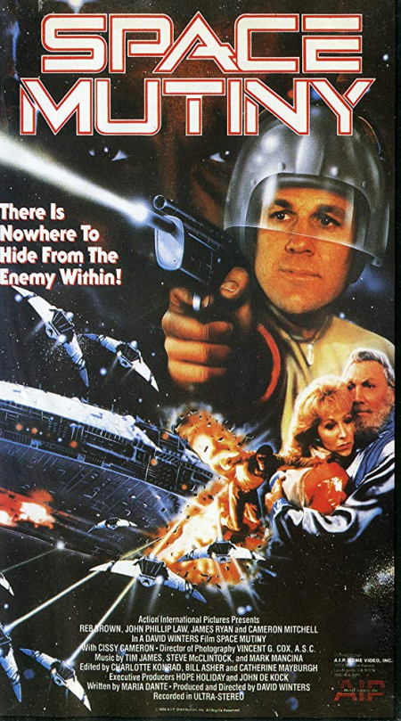 Space mutiny 1988