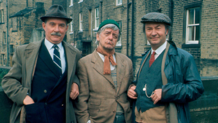 Last of the summer wine s1-5 cyril campo clegg