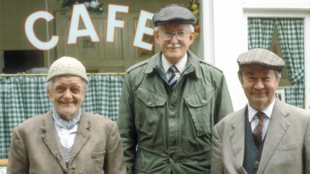 Last of the summer wine s1-5 campo foggy clegg