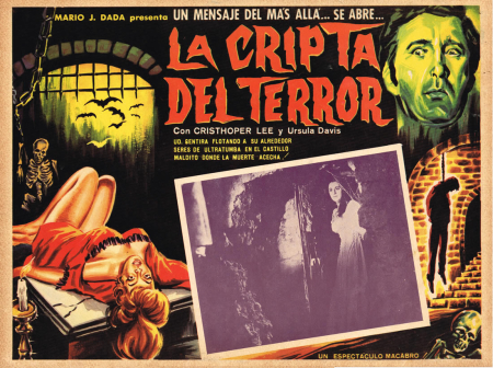 Terror In The Crypt 1964 d