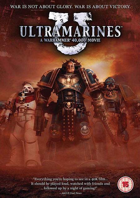 Ultramarines - A Warhammer 40 000 Movie 2010