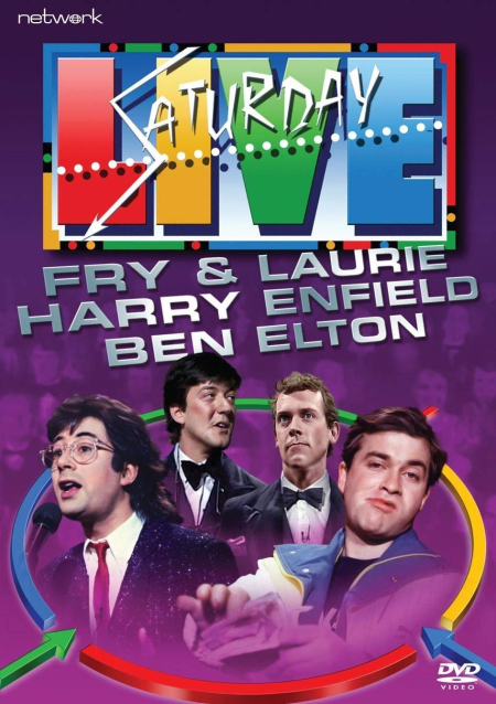 Saturday Live - Fry And Laurie  Harry Enfield And Ben Elton
