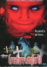 The hunger creature comforts dvd