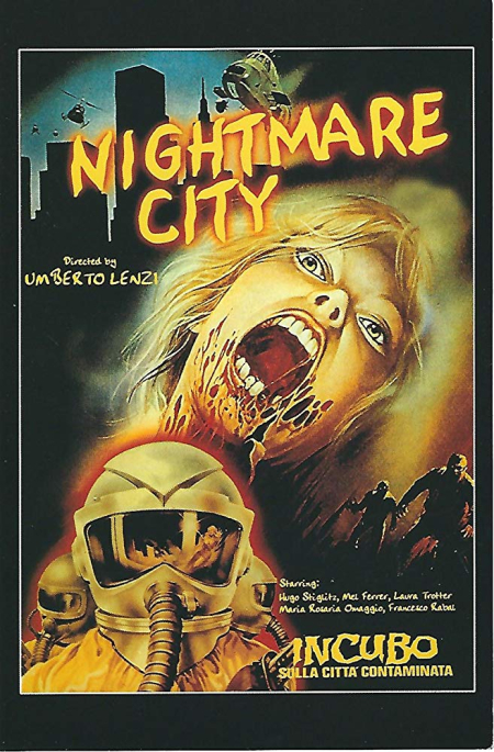 Nightmare city 1980 a