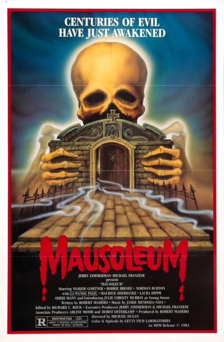 Mausoleum 1983 a