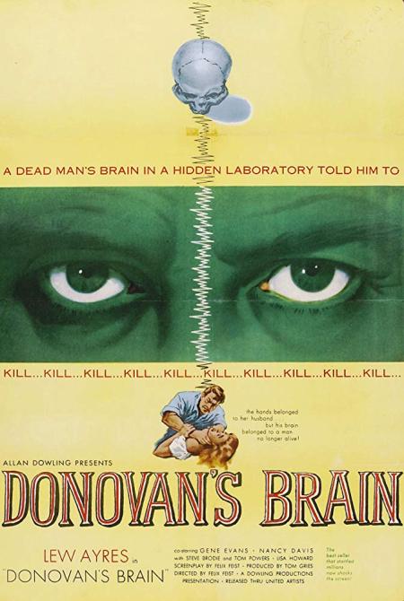 Donovan's brain 1953 a