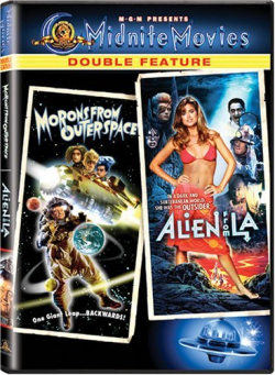 Morons from outer space alien from LA dvd