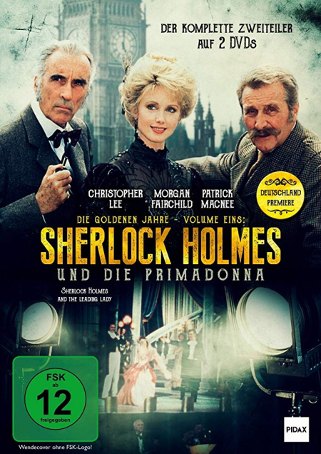 Sherlock Holmes & the Leading Lady a