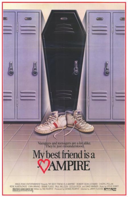 My Best Friend Is A Vampire 1988