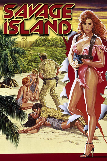 Savage island 1985