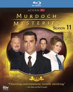 Murdoch mysteries s11