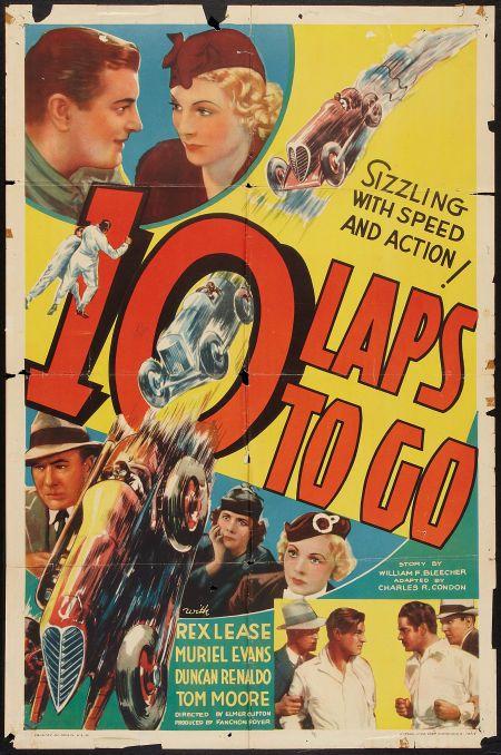 10 Laps To Go 1937 c