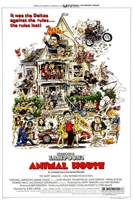 Animal house 1976