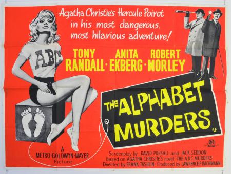 The alphabet murders 1965 f