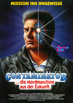 Shocking dark - contaminator
